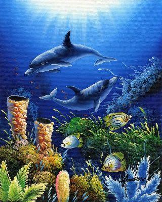 油画布系列 油画 动物 海洋生物   点击查看大图 编号: 1126300005