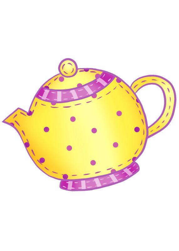 幼儿手工制作纸茶壶