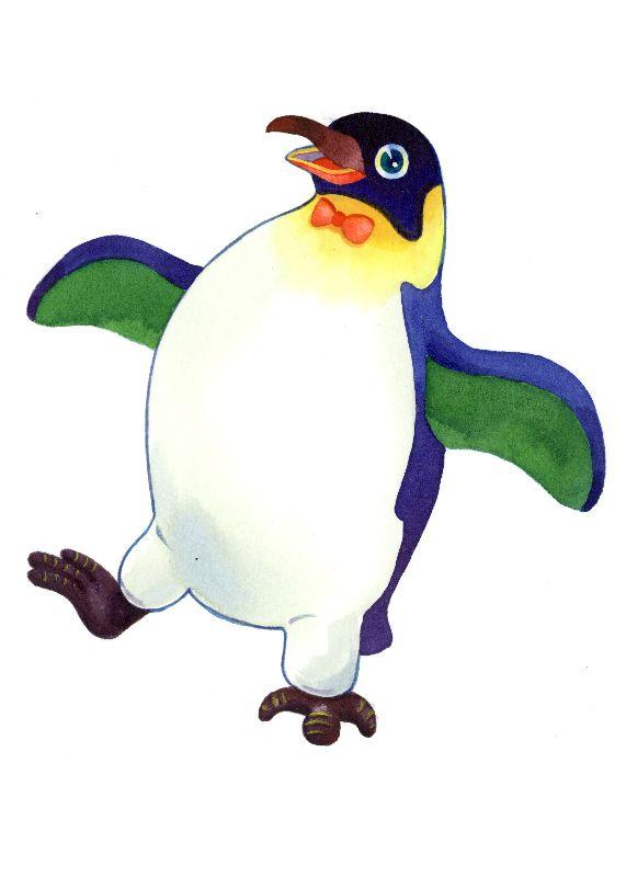企鹅洐纸图片大全可爱
