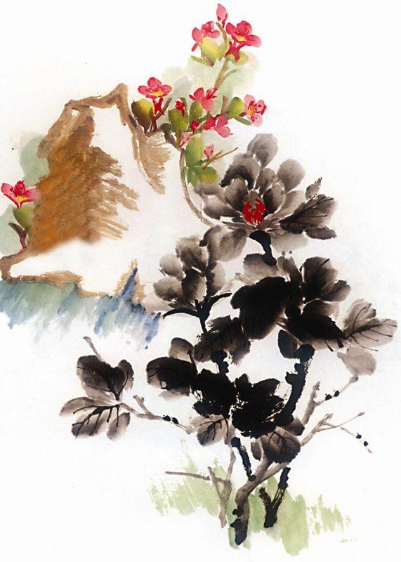 宣纸系列 植物 花卉   点击查看大图 编号: 3022030015 类型: 宣纸
