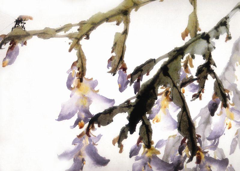 宣纸系列 植物 花卉   点击查看大图 编号: 3022030041 类型: 宣纸