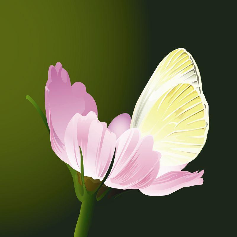 宣纸手工制作花